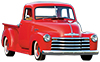 1947-55 Chevy, GMC 1st Series 3100 Truck