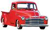 1947-55 Chevy, GMC 1st Series 3100 Truck
