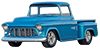 1955-59 Chevy, GMC 2nd Series 3100 Truck