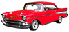 1955-57 Chevy Belair, 210, 150, Nomad