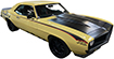 1967-92 Chevy Camaro, Pontiac Firebird