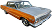 1958-64 Chevy Impala, Belair, Biscayne