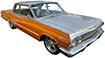 1959-70 Chevy Impala, Belair, Biscayne