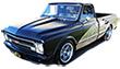 1960-90 Chevy, GMC C10, C15, C20, S10 Truck