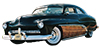 1949-56 Mercury, Merc, Montclair