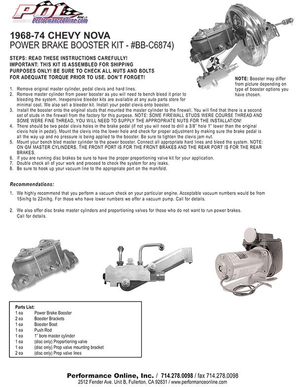 Performance Parts- Classic Chevy, Ford, Mopar Cars & Trucks