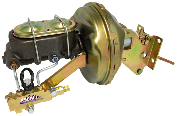 1967-72 Chevy, GMC Truck Power Brake Booster Kit for LS