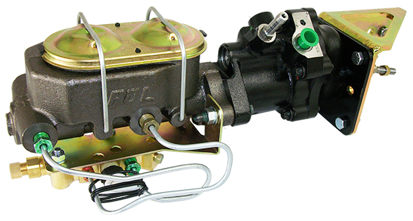 1953-56 Ford F-100 Truck HYDRO-BOOST Power Brake Booster Kit