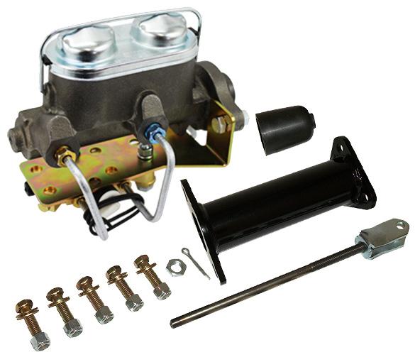 1953-62 Chevy Corvette Master Cylinder Adapter Kit