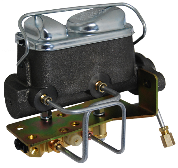 Ford Manual Disc Brake Master Cylinder and Proportioning