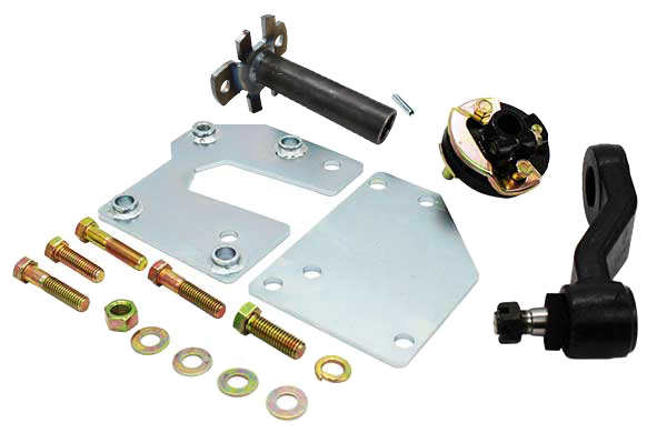 1960-66 Chevy, GMC Truck Power Steering Conversion Kit, Deluxe