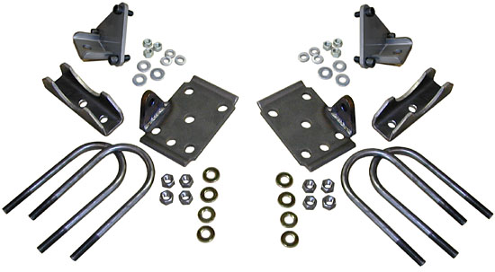 1949-54 Chevy Belair, FleetLine Rear End Conversion Kit