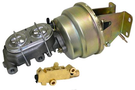1974-86 JEEP CJ Series Power Brake Conversion