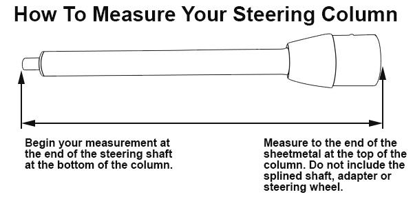 1955 chevy steering column diagram tilt steering column  chrome  floor shift  tilt steering column  chrome  floor shift