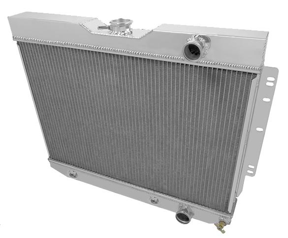 1959-63 Chevy Impala Aluminum Radiator