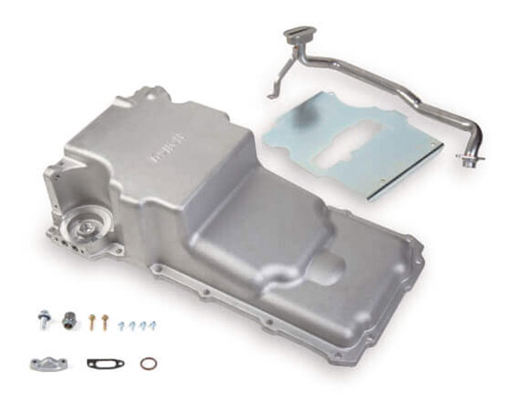 Holley 302 - GM LS Retrofit Engine Oil Pan