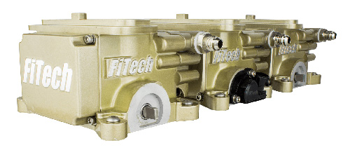 FiTech 39610 - Go EFI Tri-Power 600HP Fuel Injection System