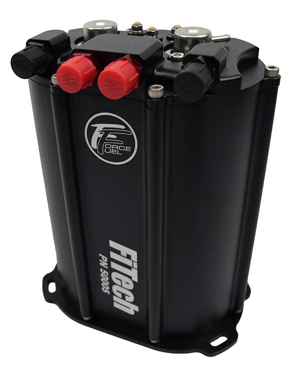 FiTech 50005 Force Fuel System - Dual 340 LPH Pumps