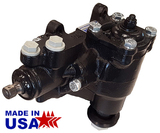 1965-77 GM High Performance Power Steering Gear Box