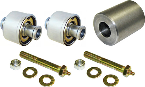1964-72 Chevy Chevelle, GM A-Body Rear Upper Control Arm Johnny Joint Housing Kit