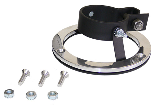 Steering Column Floor Mount, Deluxe Trim Kit