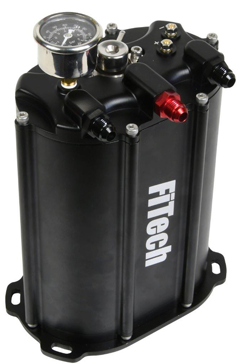 FiTech 50004 - Force Fuel System