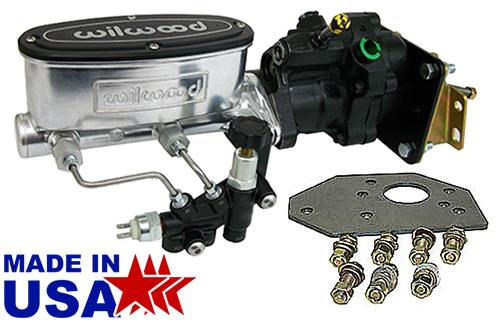 Universal Bosch Style Hydroboost Brake Power Booster Kit GMC CHEVY FORD DODGE