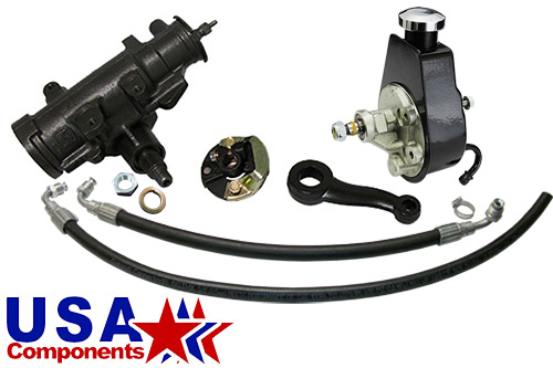 1964-72 Pontiac GTO Power Steering Conversion Kit