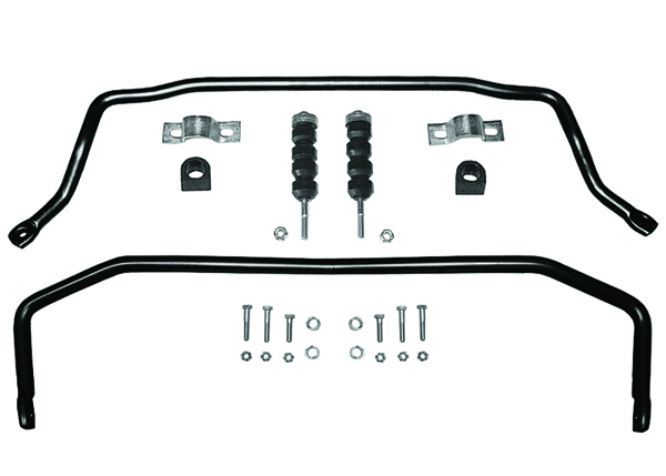 1964-77 GM A-Body Performance Sway Bar Kit, Front and Rear