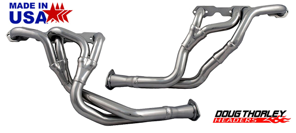 Chevelle, Camaro, Nova  Hi-Performance Small Block Headers