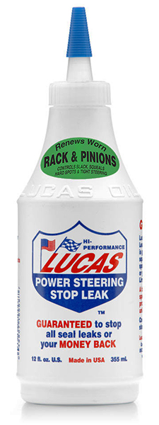 Lucas Oil Power Steering Stop Leak