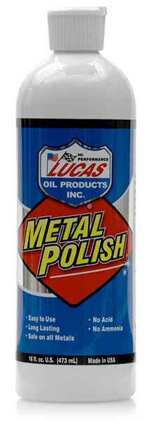 Lucas Oil Metal Polish