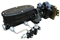1964-72 Chevy Chevelle Black Out Wilwood Hydro Boost Power Brake Conversion