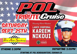 Performance Online (POL) Tribute Cruise