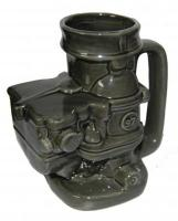 STROMBERG 97 Carburetor Ceramic Mug