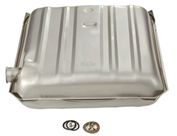 1957 Chevy Belair OEM Replacement Gas Tank, 16 Gallon Steel