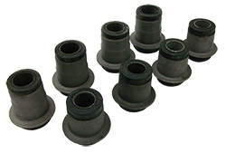 1955-64 Chevy Belair, Impala, Biscayne, Control Arm Bushing Kit, Front, Rubber