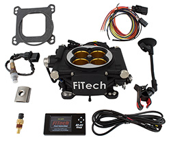 FiTech 30012 -  Go EFI 8 1200HP Power Adder Plus Fuel Injection System