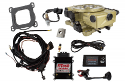 FiTech 30020 - Go EFI Classic 650HP Fuel Injection System
