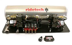 RideTech 30414100 - Airpod RidePro-X Compressor System, 5 Gallon