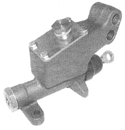 1949-54 Chevy Belair, Fleetline OE Master Cylinder, Replacement Type