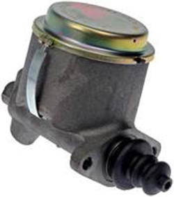 1965-73 Ford Mustang, Replacement Master Cylinder with Power (Disc Brakes)