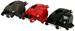 "1969-81 GM Disc Brake Caliper, D52 Type, 1.00"" Rotor, Replacement Type"