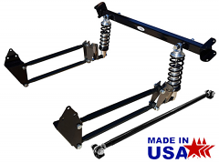 1947-54 Chevy, GMC Truck 4-Link Suspension Kit, Complete