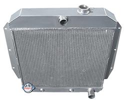 1955-59 Chevy, GMC 3100 Truck Aluminum Radiator