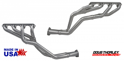 1964-68 Ford Mustang Small Block Tri-Y Headers