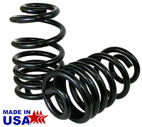 1960-72 Chevy C10, C20 Rear Coil Springs, Regular and Heavy Duty, Stock Height