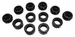 1981-87 Chevy C10, GMC C15 Truck Cab Mount Bushing Kit, Poly Urethane