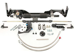 1965-66 Chevy Impala Power Steering Rack and Pinion Conversion Kit