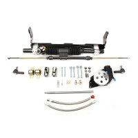 1958-64 Chevy Impala Power Steering Rack and Pinion Conversion Kit, Small Block